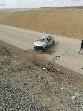 جاده بیجار همدان
